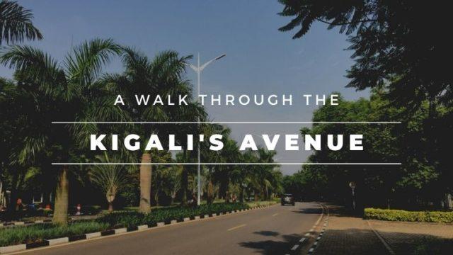 キガリ散歩