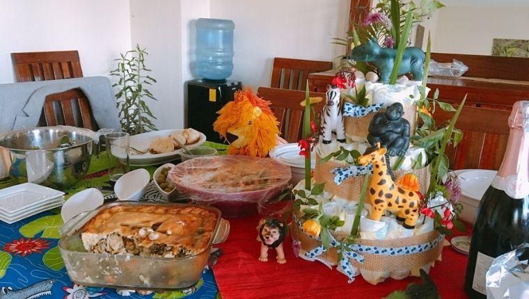 パーティーテーブル
