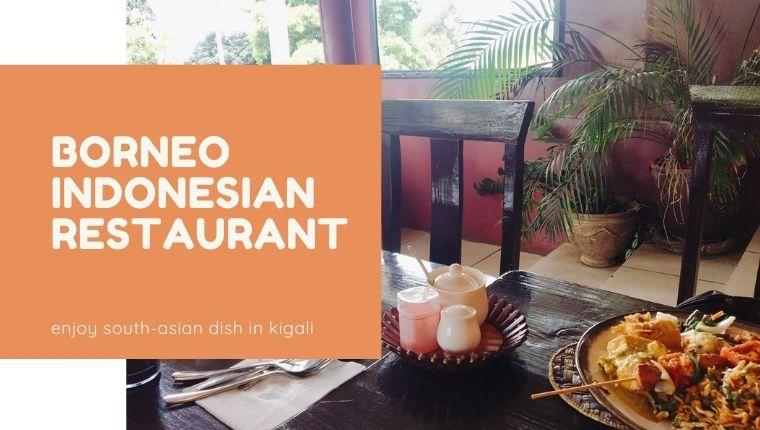 Borneo Indonesian Restaurant