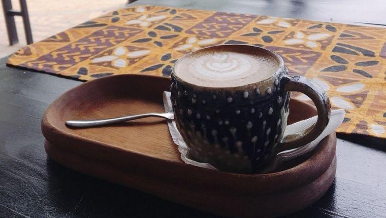 ルワンダでは珍しくコーヒーが美味しい