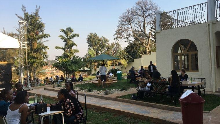 ルワンダに新しいビストロが誕生!