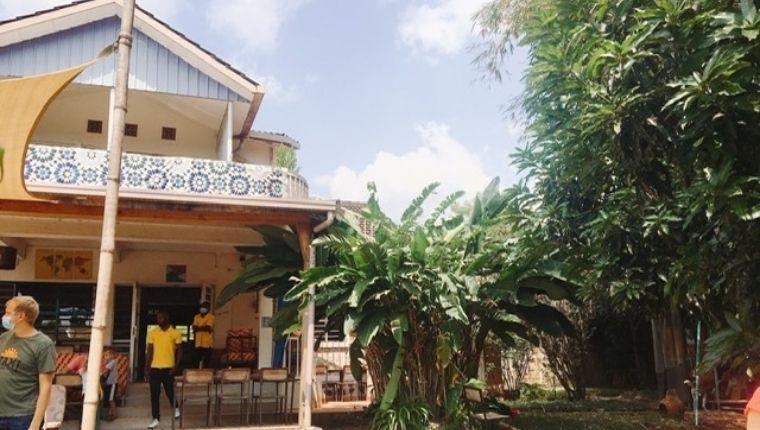 Casa Keza外観