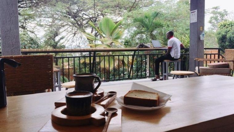 女性農家さんたちと連携して作り上げるルワンダコーヒー