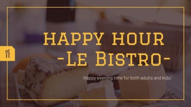 フレンチワインとチーズで乾杯!幸せのビストロ体験